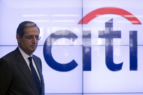 Citigroup's 5-Year Critic Mayo Recommends Buying on Pandit Exit