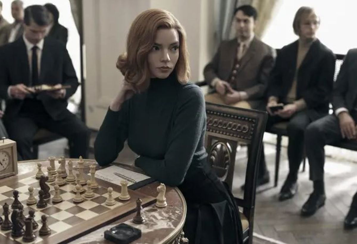 Netflix Says 'Queen's Gambit' Draws Record 62 Million Households