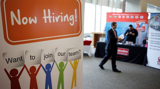 U.S. Jobs Trail Forecasts; Wages Rise Least Since Mid-2018