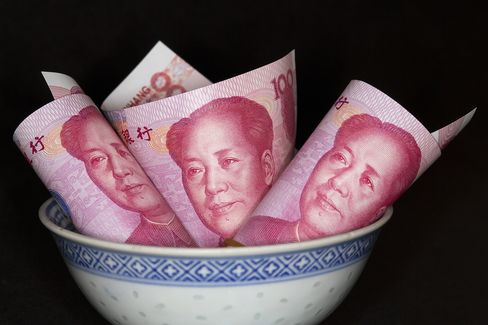 Top Yuan Forecasters Predict a Rebound in Asia's Worst Currency