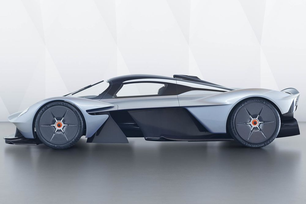 Getting Fitted For The 2 6 Million Aston Martin Valkyrie Hypercar Bloomberg