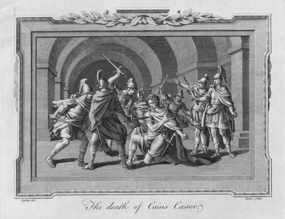 Hedge Funds Study Alternative Warfare, Caesar for 2019 Book