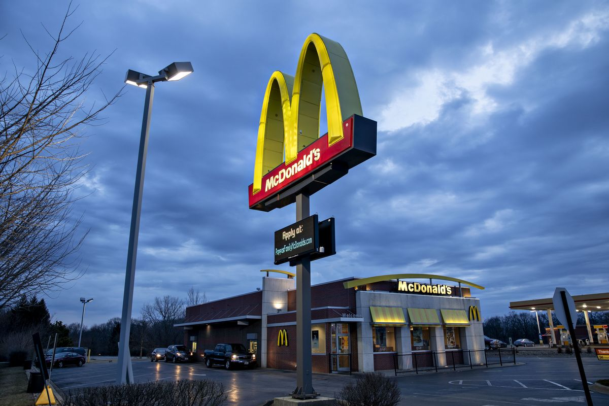 McDonald's Revamps Its Harassment Policy