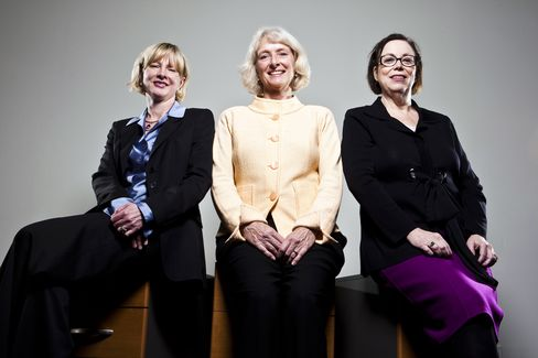 Women of Golden Seeds Help to Cultivate Female CEOs