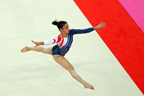 Raisman Wins Second Gold Medal