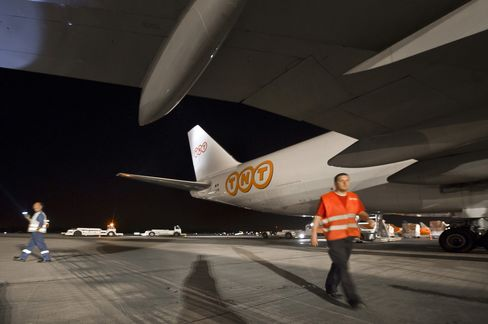 TNT Express to Refocus on Europe Operations as Losses Mount