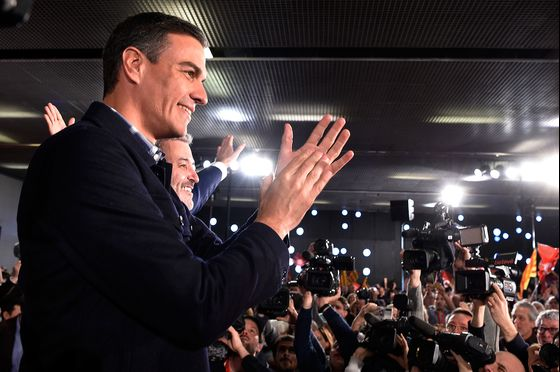 Spain's Sanchez Lays Down Budget Challenge in Bid to Keep Power