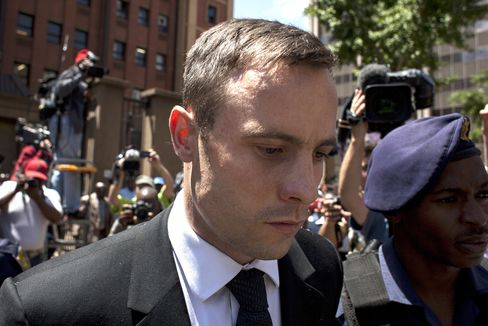 Oscar Pistorius Is Sentenced For Killing Girlfriend