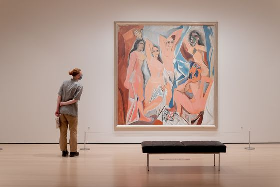 MoMA Joins Museums Seizing on Low Rates to Refinance Bonds