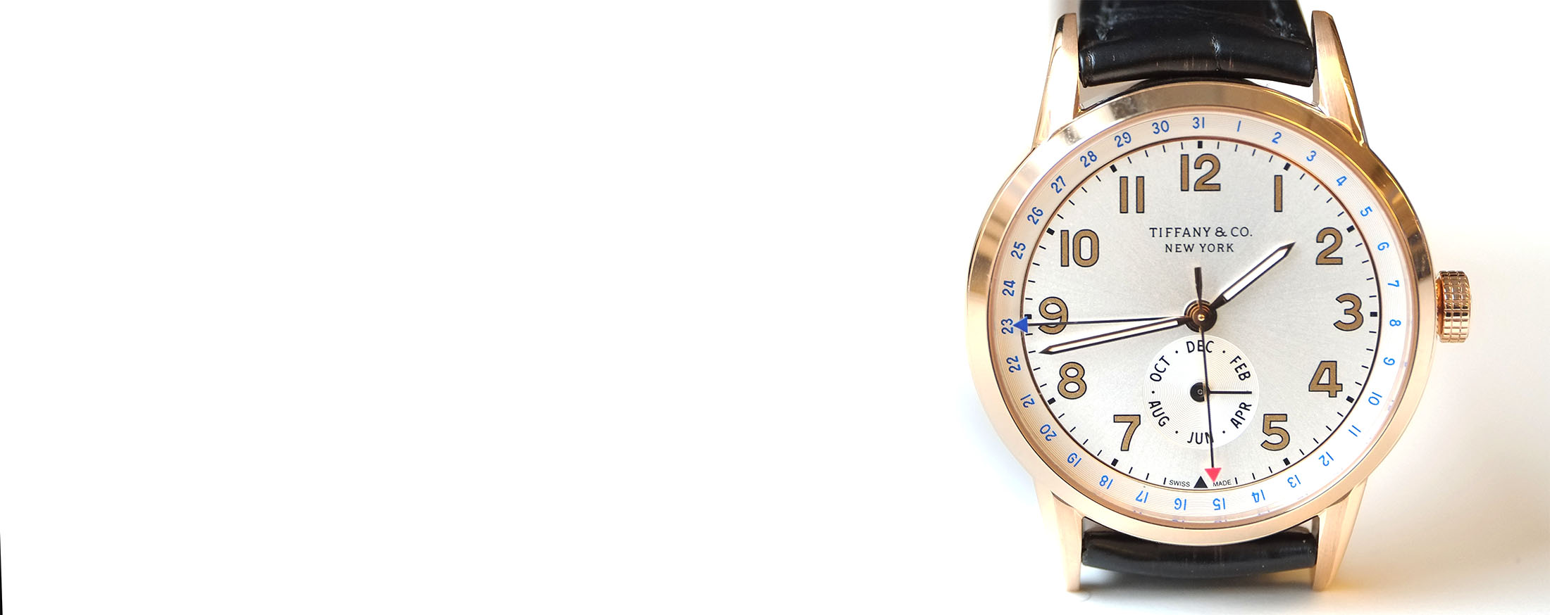 ff8f9d3413 Tiffany Unveils New Vintage-Inspired CT60 Watch Collection - Bloomberg