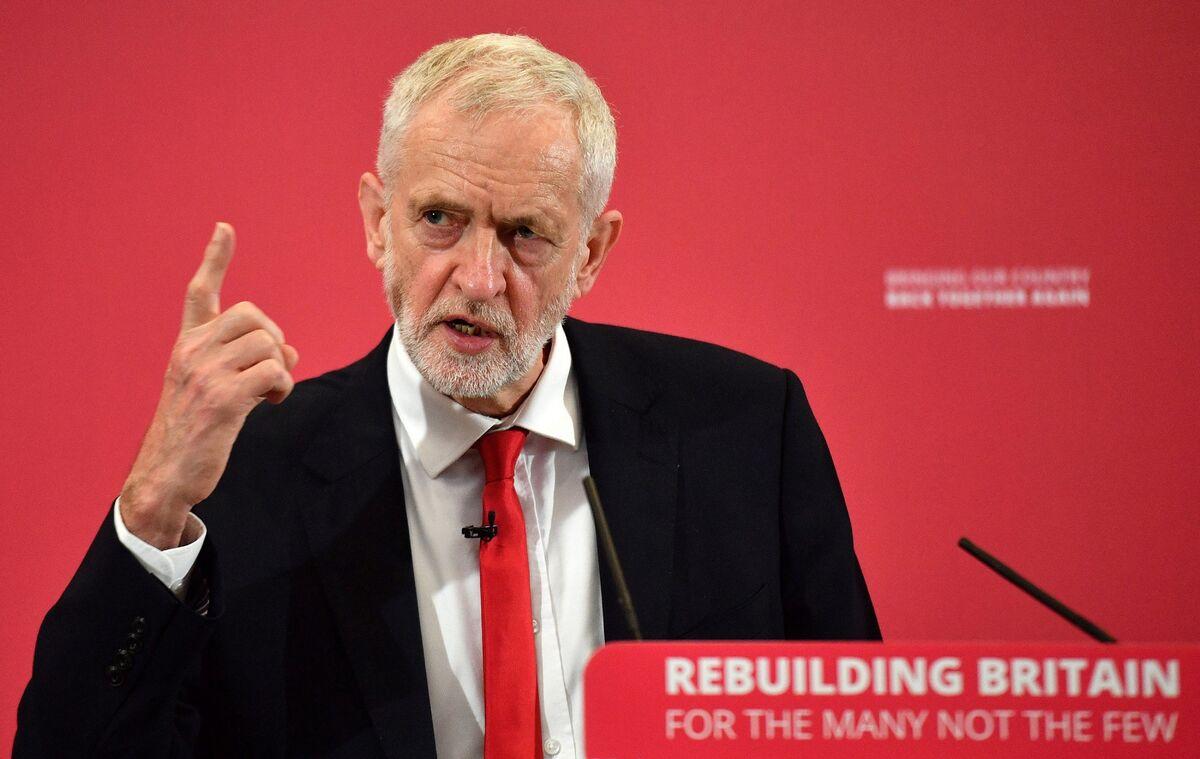 U.K.'s Super-Rich Prepare to Flee From Corbyn Rule, Not Brexit