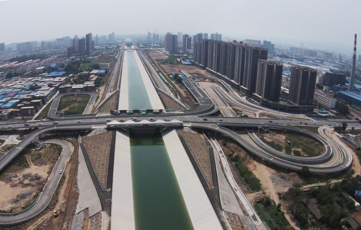 World's Largest Water Diversion Plan Won't Quench China's Thirst