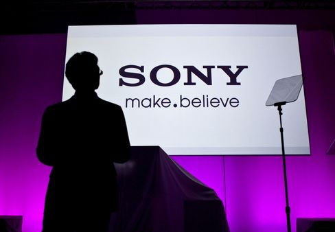 Sony Says It Expects 'Huge Impact' on Profit From Euro Slump