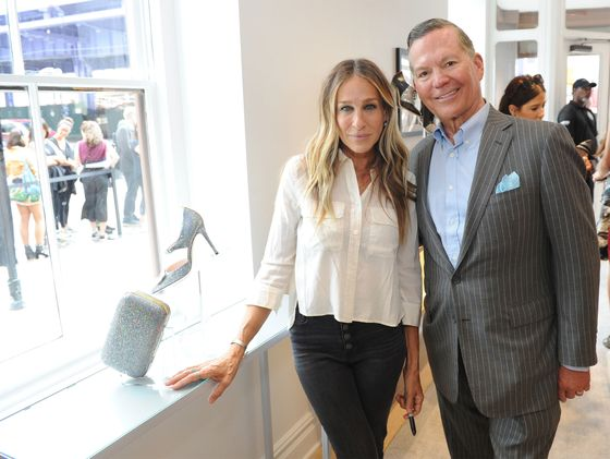 Sarah Jessica Parker Is Building a Stiletto Empire