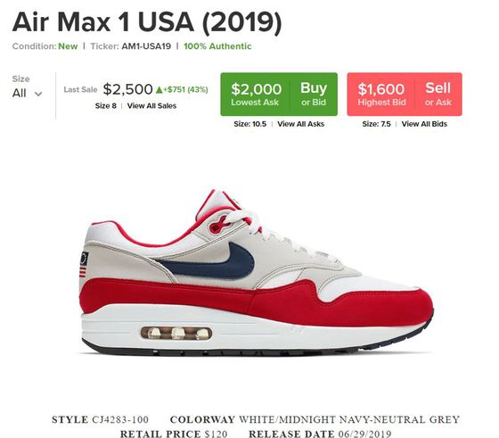 selling shoes on stockx