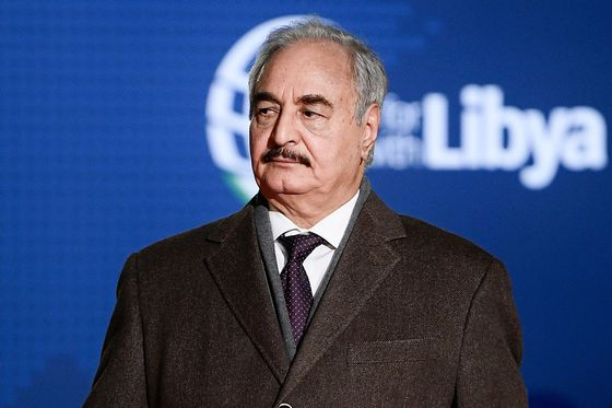 Libya's Haftar Forces Seize Turkish Ship Crew as Tensions Mount