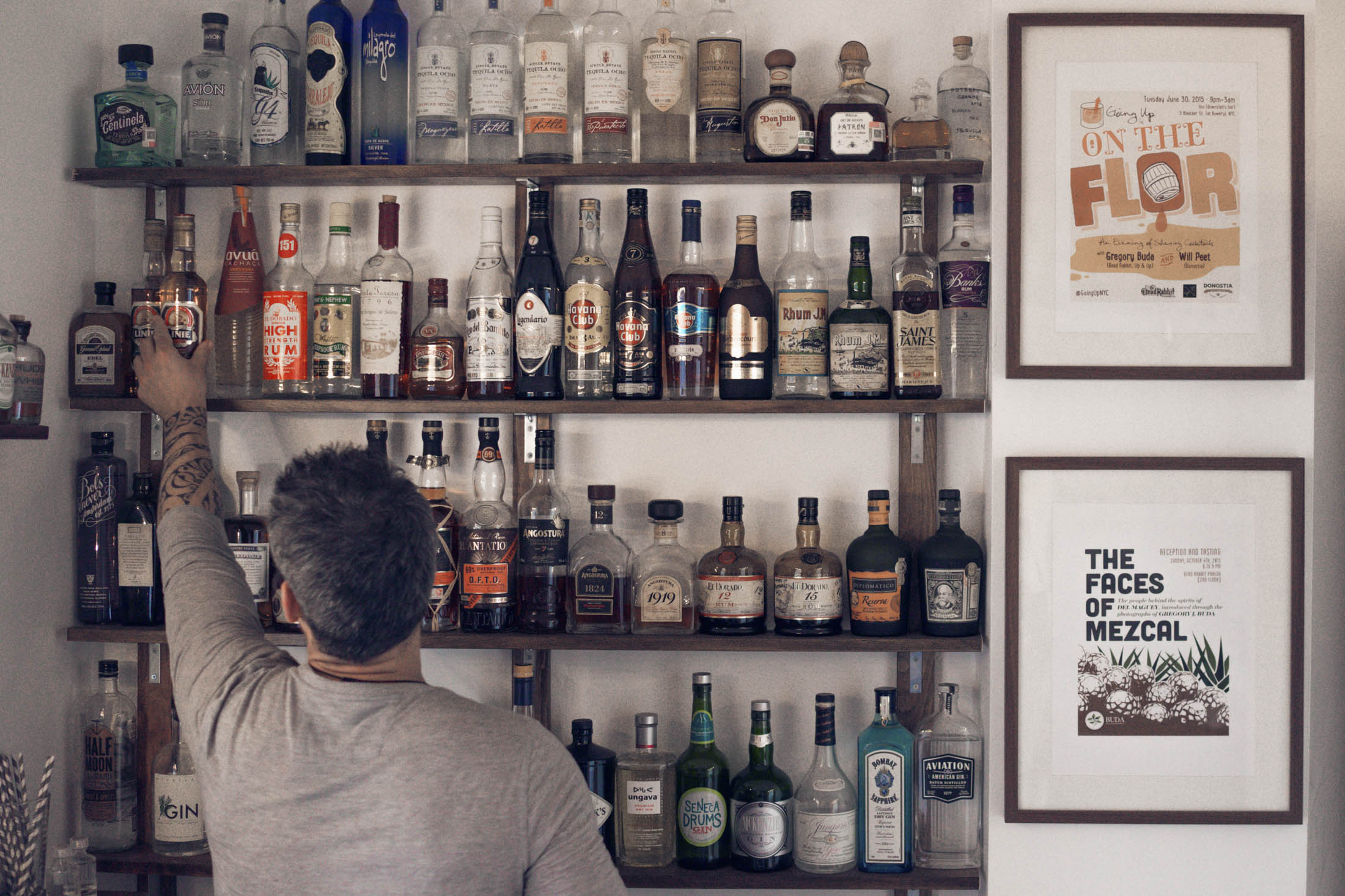 How To Stock A Home Bar Best Vodka Gin Tequila Whiskey Rum Bloomberg