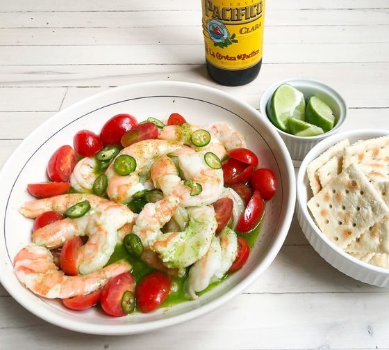 Shrimp and Beer Are the New Tequila and Tacos This Cinco de Mayo