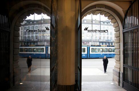 Credit Suisse Senior Bankers' Compensation