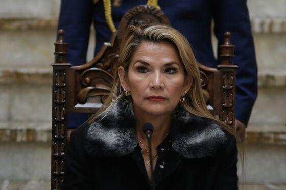 Bolivia Leader Criticizes Argentina for Harboring Morales