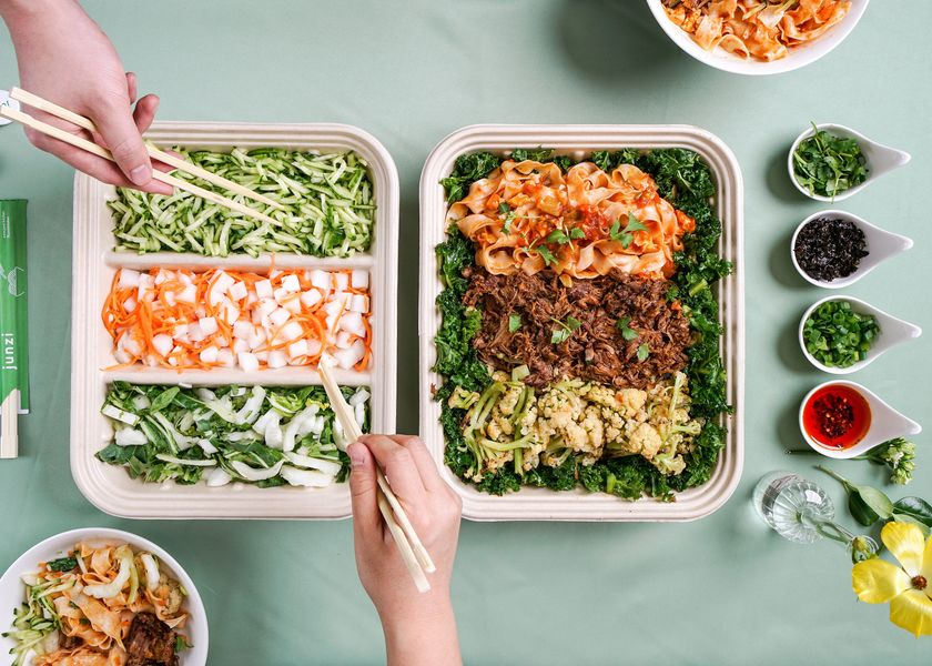relates to The 12 Best Fast-Casual Lunches in New York Are Gems of World Cuisine