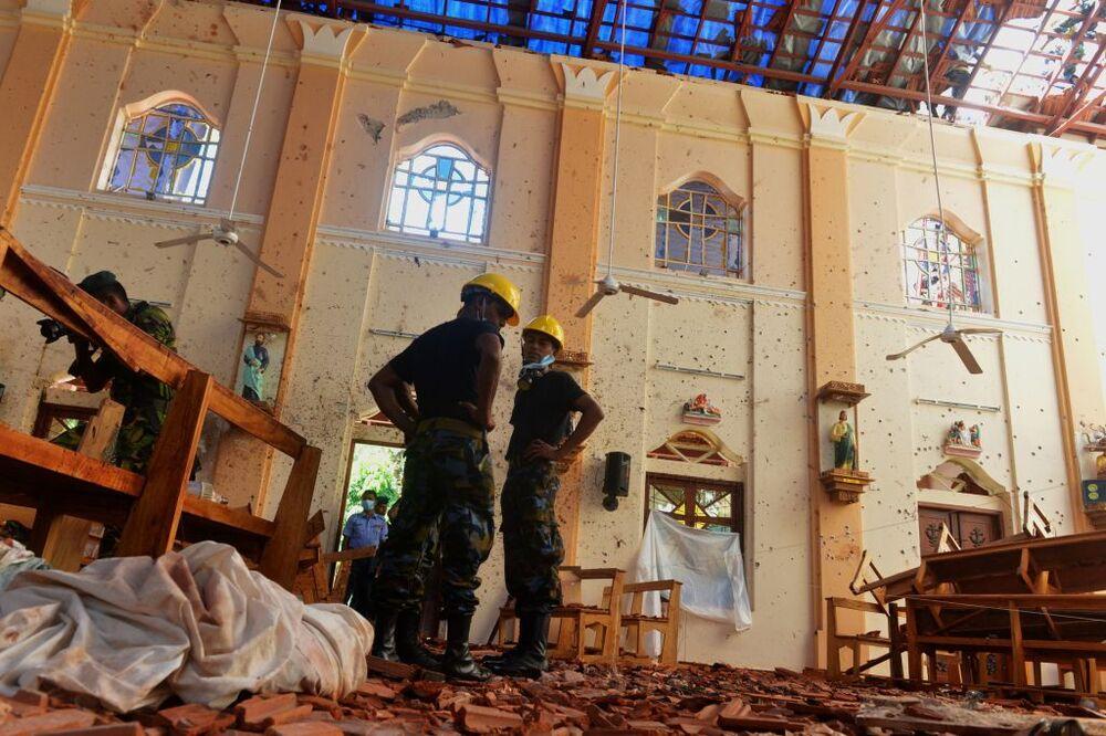 Sri Lanka Attacks Mark the Birth of Terrorism 3.0