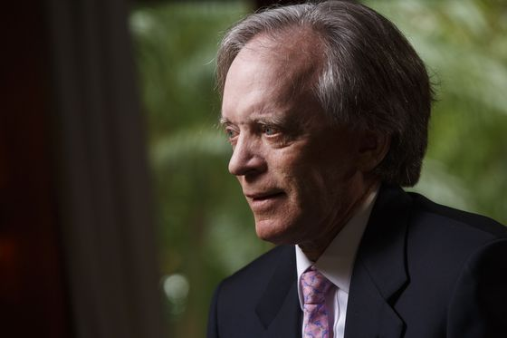 Bill Gross Blames Hedging Costs as U.S. Treasury Rout Deepens