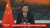 relates to Xi: China Will Stay Committed to Peace and Cooperation