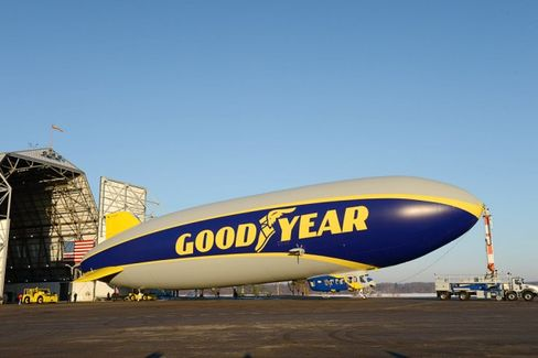 Goodyear Refreshes Its Fat, Floating Marketing Strategy