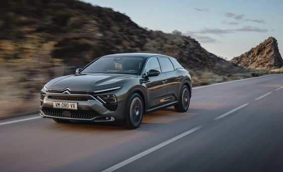 Stellantis Builds Flagship Citroen in China to Boost Asia Sales