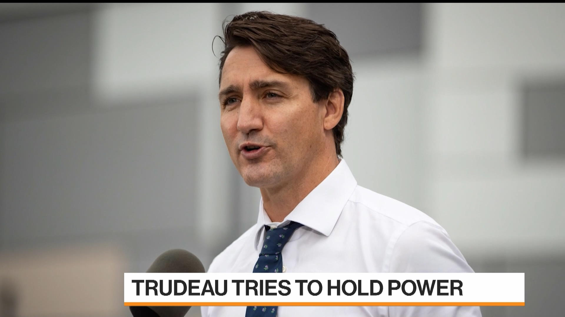Trudeau Favored to Win Canadian Snap Election