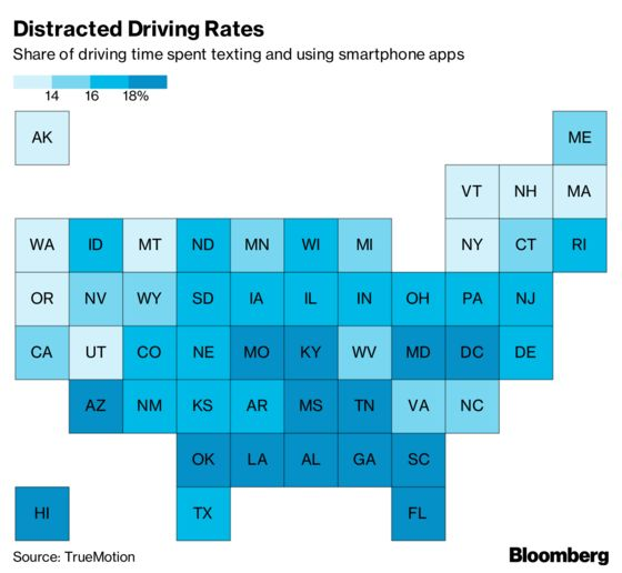 A Distracted Driving Crackdown Is Coming