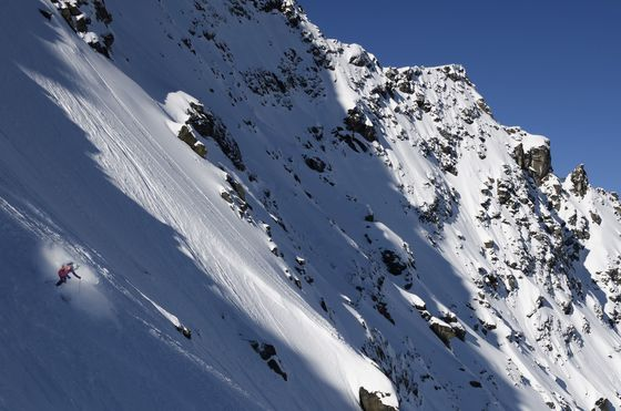 Powder Addiction Is Luring Skiers Off Piste