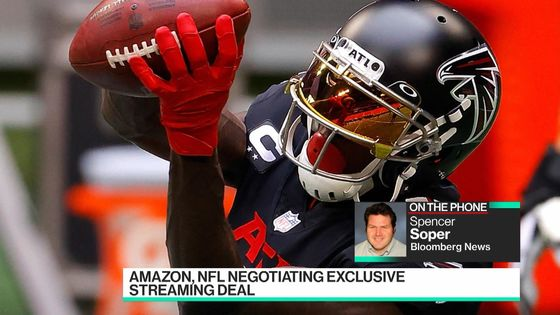 NFL's TV Negotiations Turn Into New Front in Streaming Wars