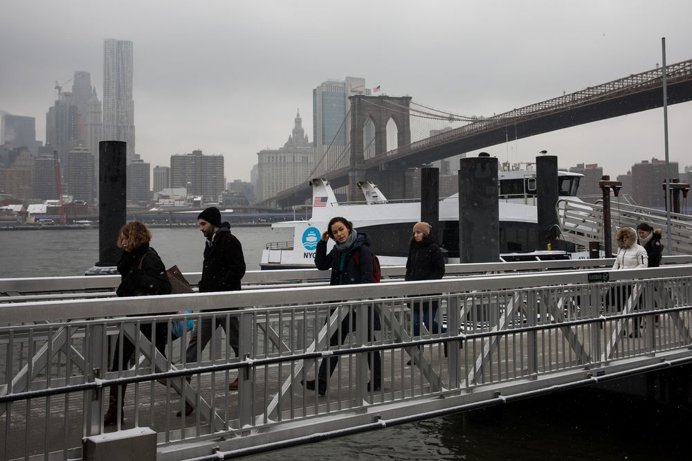 NYC Ferry System Tax Subsidy Is 10 Times Greater Than