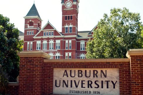 A $40 Million Gift Aims to Transform Auburn's B-School