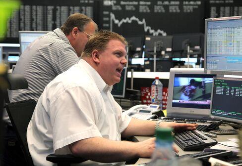 European Stocks Slide Before Bernanke Speech