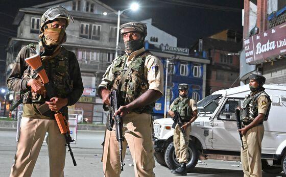 Boldest Kashmir Move in 70 Years Boosts Modi, Provokes Pakistan