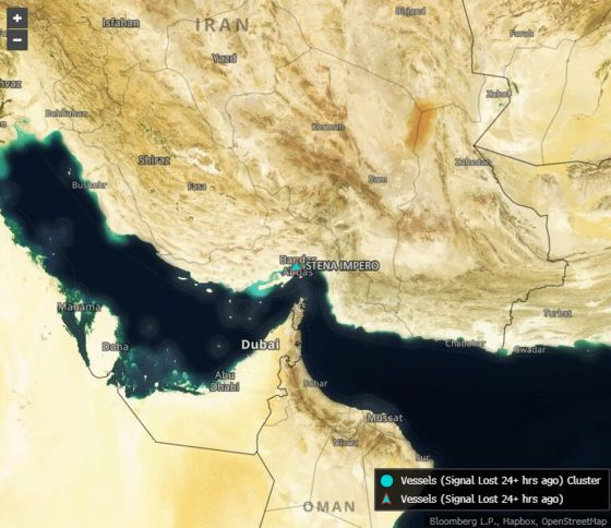 Crew of Iran-Seized Oil Tanker Set for Release After Six Weeks