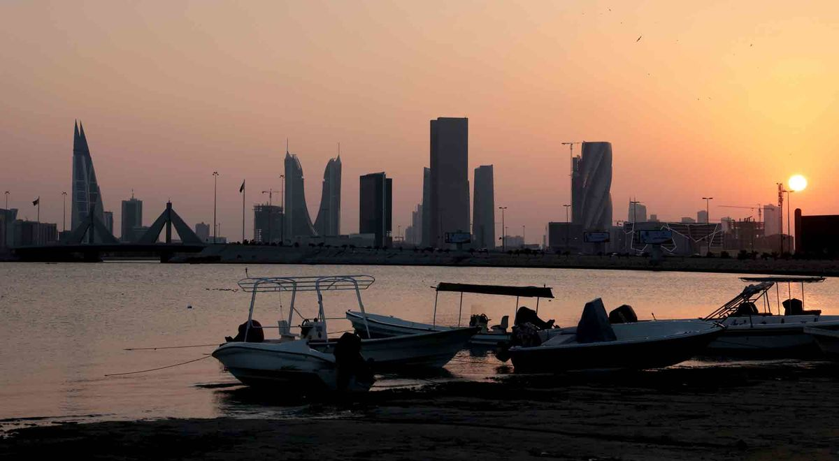 Bahrain Plans to Sell Dollar Bonds to Plug Budget Deficit