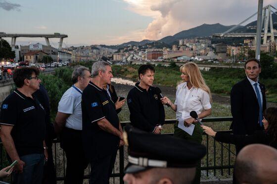 Salvini Points Finger at EU After Italian Bridge Disaster Kills 35