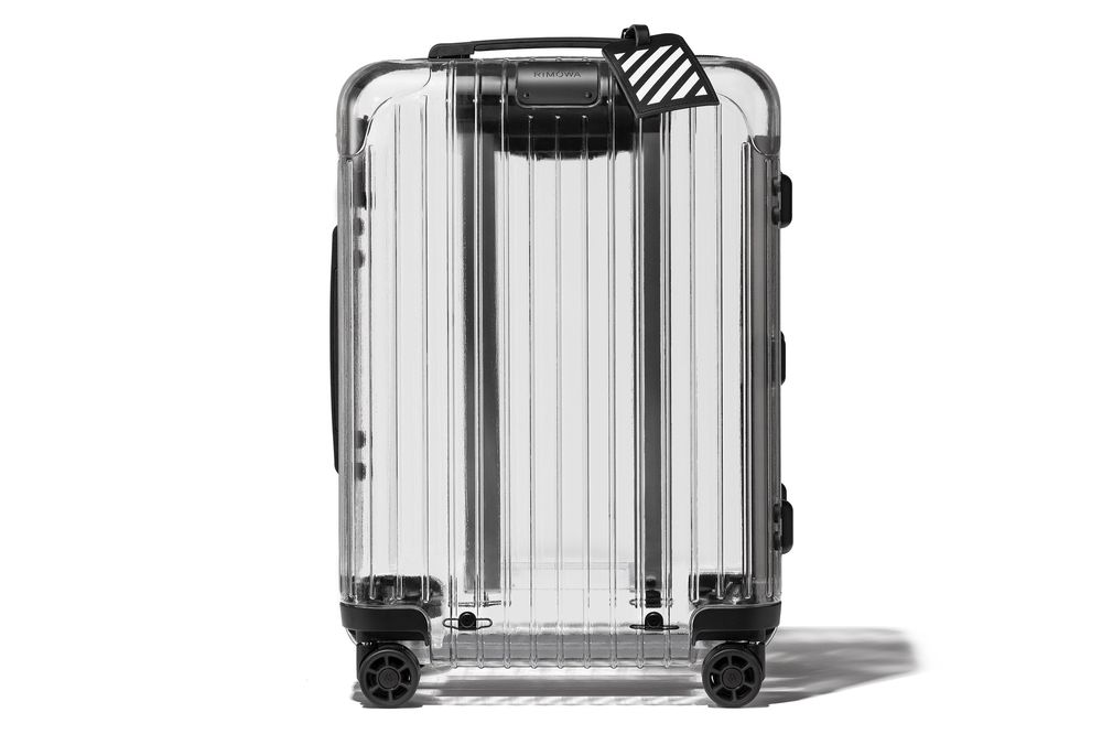 921e80f78 Rimowa Has Made a $1,000 See-Through Suitcase - Bloomberg