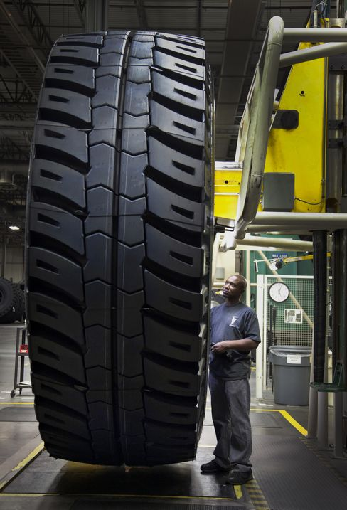 Michelin Profit Falls as European Slump Weighs on Tire Sales