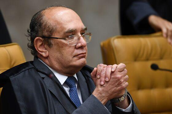 Top Brazil Judge Backs Protests Against Bolsonaro Authoritarianism