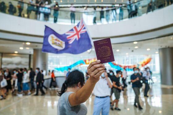 Hong Kong's Rich Are Preparing for a Worst-Case Scenario