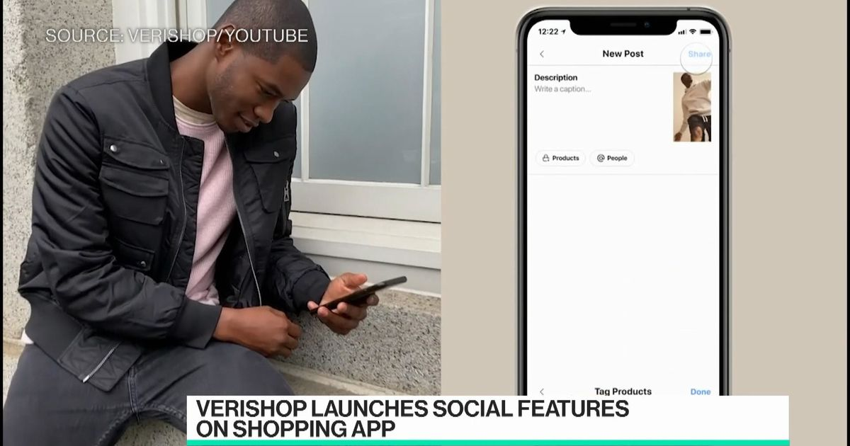 Verishop Rolls out Social Features to make Shopping easier