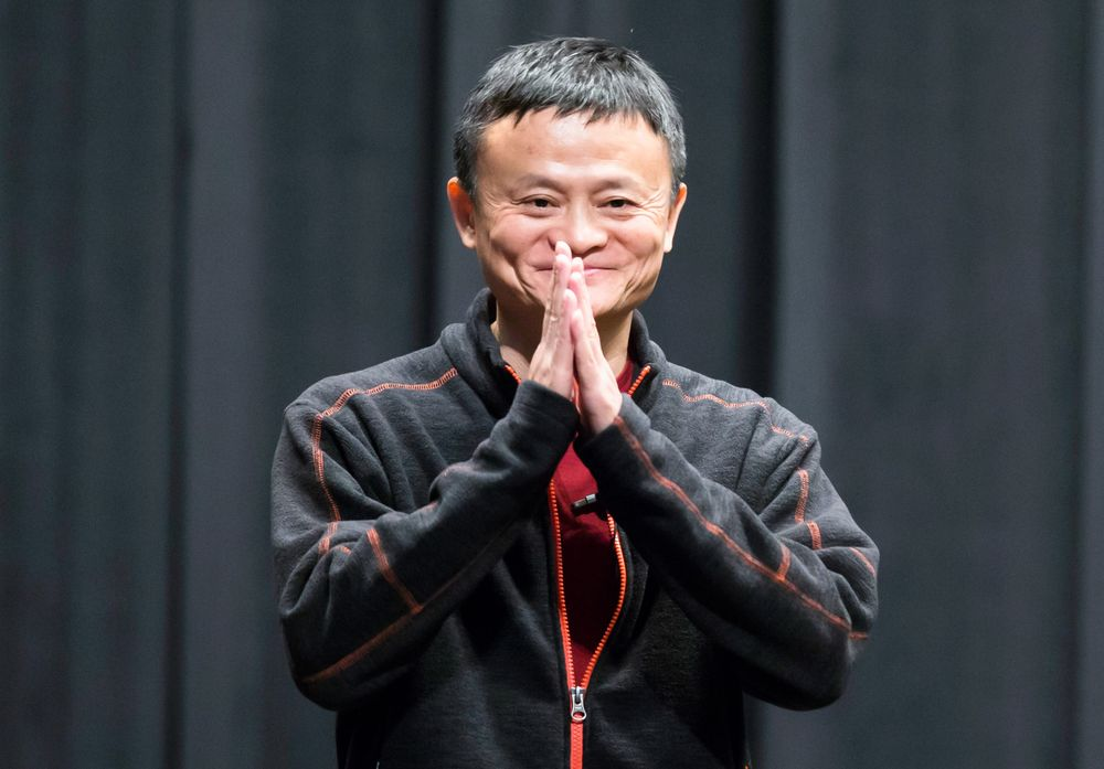 Alibaba S Jack Ma Confirmed As Chinese Communist Party Member