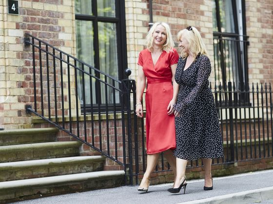 Online Fashion Thrives for New Retailer Where Women Call Shots