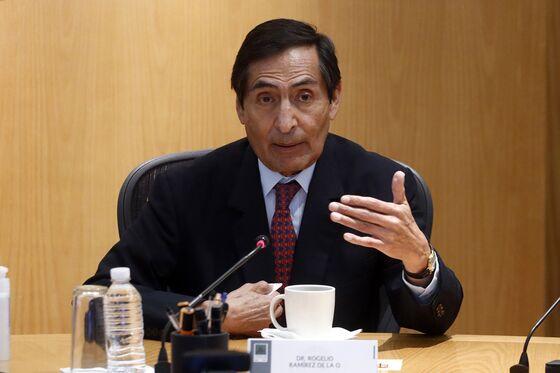 Mexico Finance Chief Pledges Pemex Aid, No New Oil Law