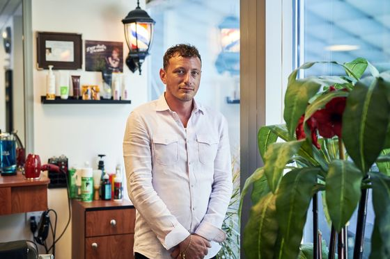 Goldman's Local Barber Trims Shaggy Bankers Once Again